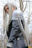 Sephiroth A and G shoot 8 by FaintofHearts33