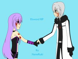 Elsword RP - Sion BA and Varin by NeneRuki