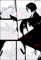 Red string of fate by tomoyoyo