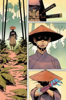 Gozen Page 1 by Wes-StClaire