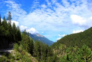 mountainscape 12 by Pagan-Stock