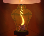Healing Lamp by 3lizzy
