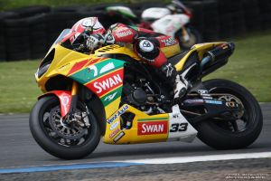 British Superbikes 2011 I by PhotographsByJacques