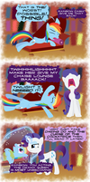 Dashie Drama by DaringDashie