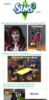 My Sims 3 Meme by Liliana-san