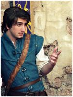 Flynn Rider by xXCold-FireXx