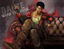 Make the Devil Cry [Update] by GreyRadian