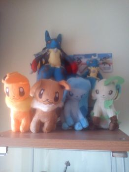 Other Pokemon Collection by pintodemiranda
