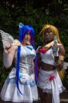 Angel Panty and Stocking by OsatoCosplay