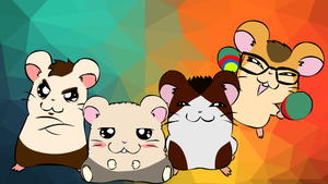 Hamsters from TheMache by GiGiChef