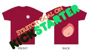 Jam at Heart Shirt on Kickstarter! by CookingPeach