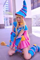 Yu-Gi-Oh! - Dark Magician Girl by xxpuffy