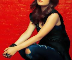 Lucy Hale Beauty 4 by Sweet-Tizdale