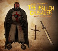 The Fallen Crusader by PhiTuS
