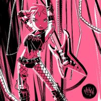 Cyberpink by mikemaihack