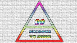 30 seconds to mars wall by aloschafix