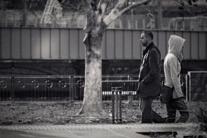 Crossing Paths by rylphotography