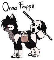 Oreo Frappe Dogtail CLOSED by KryptoniteRogue