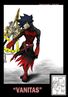 Vanitas coloured by 5aXoR