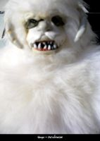 Wampa Face by onivalentine
