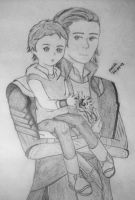 Mathies - Thorki's son by Aenor-Sachiel