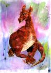 Red Dragon by maxine