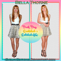 Pack PNG De Bella Thorne by EvelynEditions