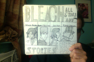 old Comic book from high school 4 by gamemaster8910