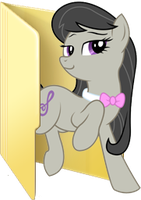 Custom Octavia folder icon by Blues27Xx