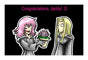 Congratulations by TheBloodWingedAngel