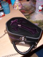 My Coffin-bag by Lelias