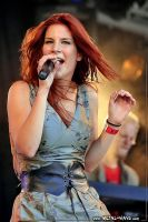Delain Westerpop 02 by Metal-ways