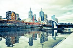 Melbourne by TM-7677