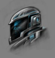 Helmet concept by nemethigabor