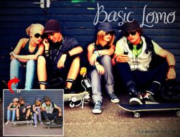 Basic Lomo by canalphotoshop
