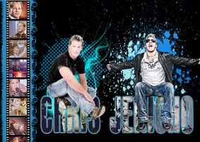 Chris Jericho WP take 2 by MurderedMuffins