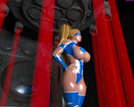 Attempted intrusion in Shadowloo by DreamCandice