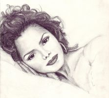 Stunning Janet Jackson by Ogge87