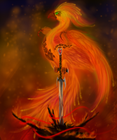 Ashes to ashes by Kselena-Vonta