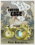 The Frayed Edge - cover art and design by aaronjohngregory