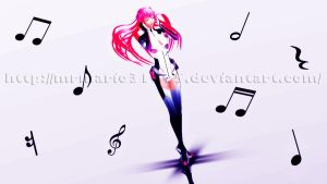 [MMD] Feel the music... by MrMario31095