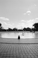 Thought Pond by DizzyCowPhotography