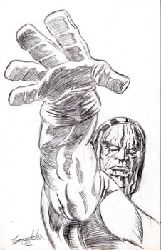 Darkseid by Earth2Chris