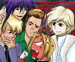 Vic Mignogna Tribute by PoisonTonicLX