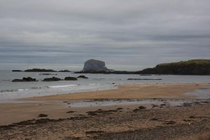 The Bass Rock II by james147741