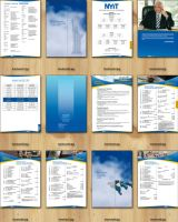 NYIT Brochure SET 3 by venomx
