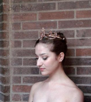 Ballet headpiece: several roles by arcticorset