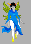 Cantia Moncel - God Tier - Seer of Breath by red-bud