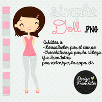 Simple Doll by FranTutos