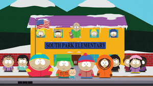 South Park Elementary by Lolwutburger